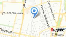"Хостел ""Лира"" - Хостел европейского уровня в центре Краснодара на карте"