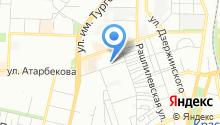 SVroom на карте