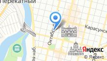 A-Service на карте