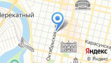 Papilio на карте