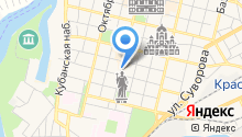 Romanoff на карте