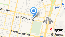 Автомир КМК на карте