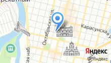 Debut на карте