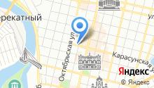 #Лидамоет на карте