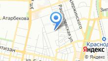 ProfiLine на карте
