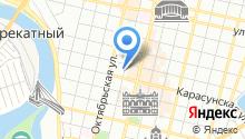 West Side на карте
