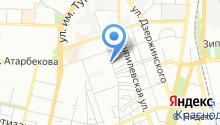 Агенство комплексного сопроводжения Бизнес-навигатор на карте