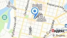 Barker на карте