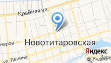 Станичник на карте