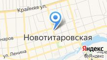 Мастерская по ремонту одежды на Советской (Новотитаровская) на карте