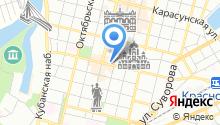 AH на карте