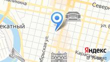 Striga на карте