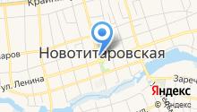 Закусочная на Советской (Новотитаровская) на карте