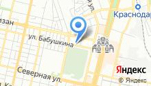 Komandor на карте