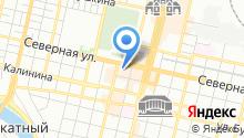MTY на карте