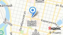 BUSH на карте