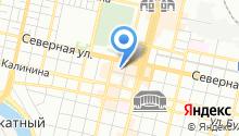 LERO на карте