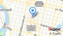 San Francisco на карте