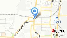 Techno Town на карте