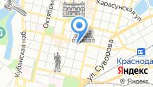 FoodBall на карте