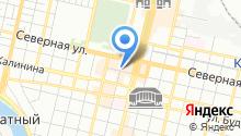Vanwok на карте