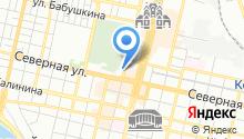 1click на карте