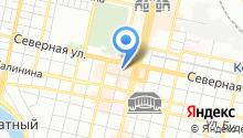 Тобико на карте