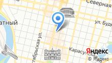 ТИРАЖ на карте