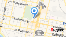 Аг-Мб на карте