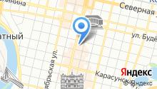 MAO bar на карте