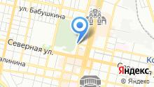 CR-TUNING на карте