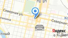 CheVape на карте