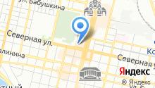 Краснодар24 на карте