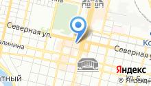 LEVALL на карте