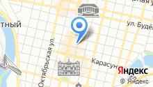 RADIN на карте