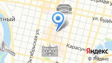Fitness квартирка на карте