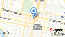 Eff на карте