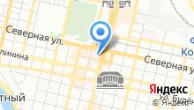 Etam на карте
