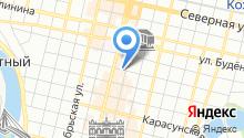 Vogue на карте