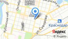 Eva Tour на карте