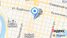 Smart-algoritm на карте