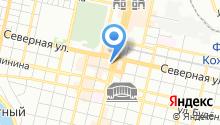 STREET BEAT на карте