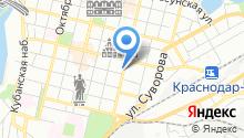 K & D на карте