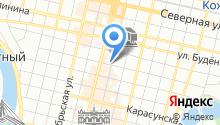 WipeChart на карте
