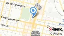 А4-А1 на карте