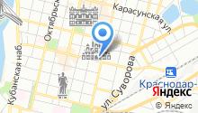 UniNova на карте