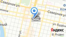Юридическое бюро Егора Горюнова на карте