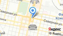 Uzbekistan Airways на карте