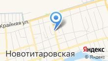 ПОСЕЙДОН на карте