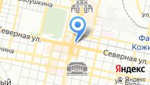 O`кей на карте